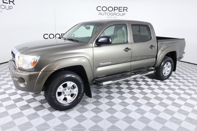 Pre Owned 2011 Toyota Tacoma Prerunner 4d Double Cab In Sgj23840