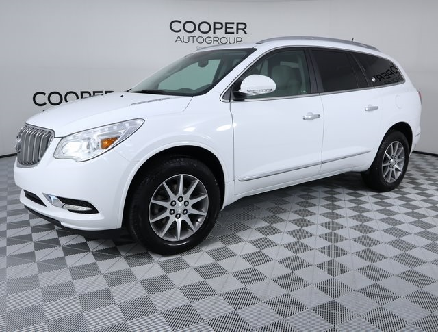 Pre Owned 2017 Buick Enclave Convenience Group