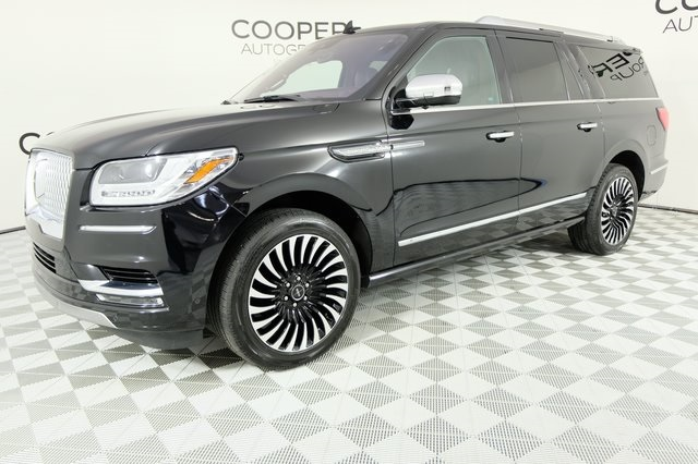 Certified Pre-Owned 2018 Lincoln Navigator L