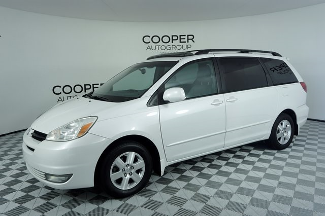 Attractive Pre Owned 2004 Toyota Sienna XLE
