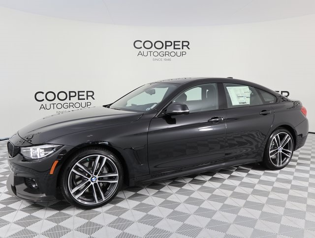 New 2019 BMW 4 Series 440i Gran Coupe