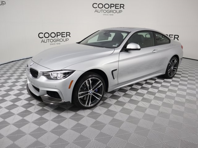 New 2019 Bmw 4 Series 440i Xdrive Coupe With Navigation Awd