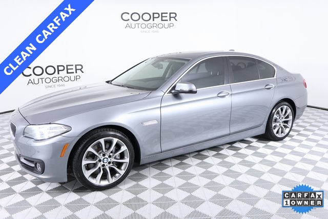 Pre-Owned 2016 BMW 5 Series 535d
