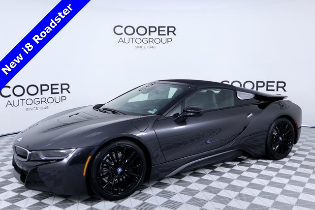 New 2019 Bmw I8 2d Convertible In Kvb83059 Joe Cooper Auto Group