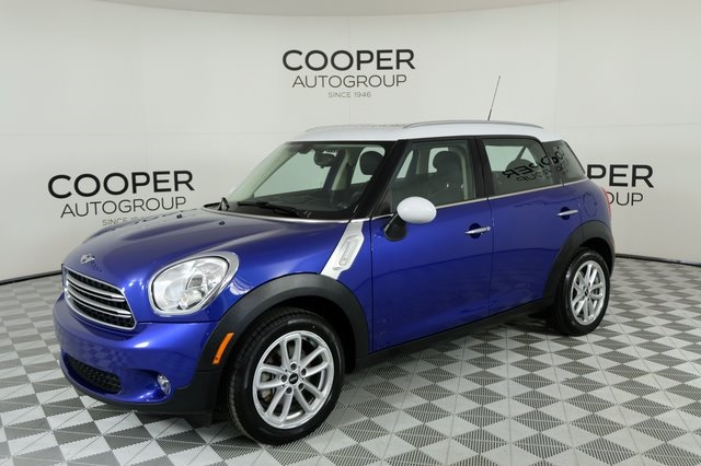 Certified Pre Owned 2016 Mini Cooper Countryman Base