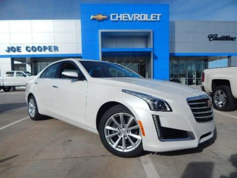 New 2018 Cadillac CTS 2.0L Turbo