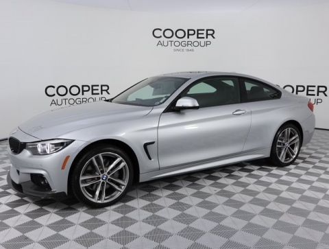 New 2019 BMW 4 Series 430i xDrive Coupe