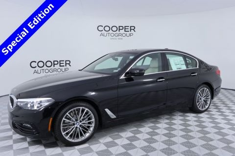 New 2018 BMW 5 Series 530i xDrive
