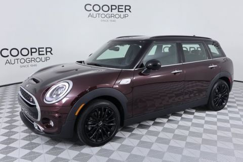 New 2019 MINI Cooper S Clubman